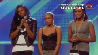 X FACTOR 2011 -  auditie Sim