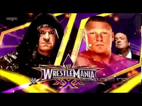 Match Wwe Wrestlemania 30 Wwe Wrestlemania 30 Match Card