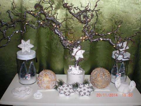 05:14 DIY   Lichterbaum Als Weihnachtsdeko Selber Machen