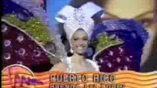 Miss Universe 1999 Opening Part 2