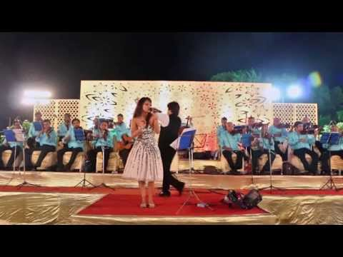 Aap Jaisa Koi - Qurbani Cover | Ambili Menon | 2014 Live Performance...