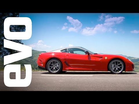 Ferrari 599 GTO road review - evo Magazine