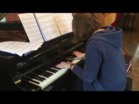 Spirited Away (Joe Hisaishi) - The Name Of Life // Piano [arr. Hirohashi Makiko]