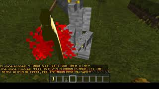 How to become A Werewolf Vampire hybrid witchery 1.7.10 200 sub special