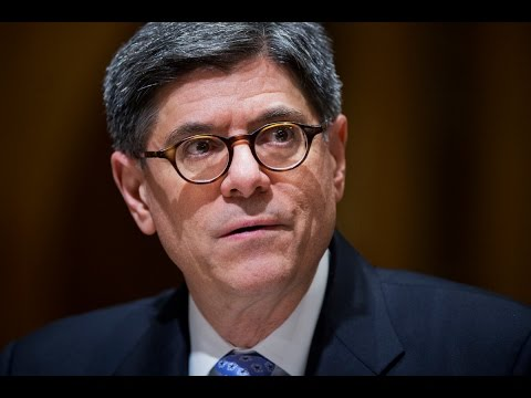 Treasury Secretary Jack Lew Testifies Before House Committee