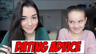 DATING ADVICE FROM KIDS (IT GETS AWKWARD).