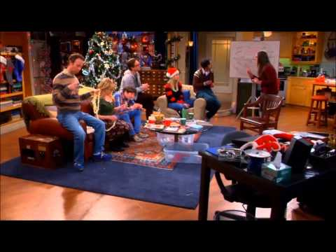 The Big Bang Theory Season 7 Compilation video