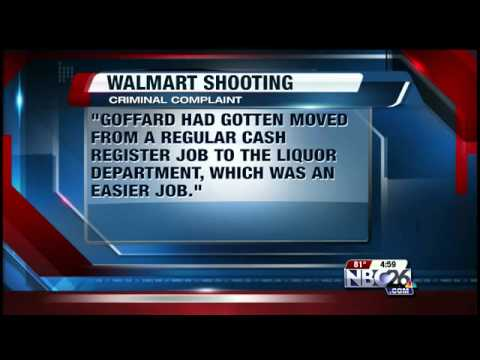 Criminal Complaint Shows Walmart Shooter had 2nd Gun. Ammo
