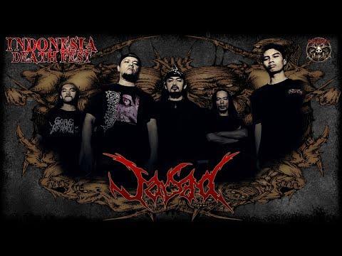 Jasad Live At Indonesia Deathfest 2017