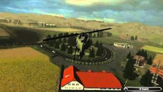 Landwirtschafts Simulator, Hubschrauber, Bell UH 1D