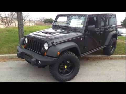 2013 Jeep Wrangler MOAB   Complete Review   Unique Chrysler Dodge Jeep Ram Burlington