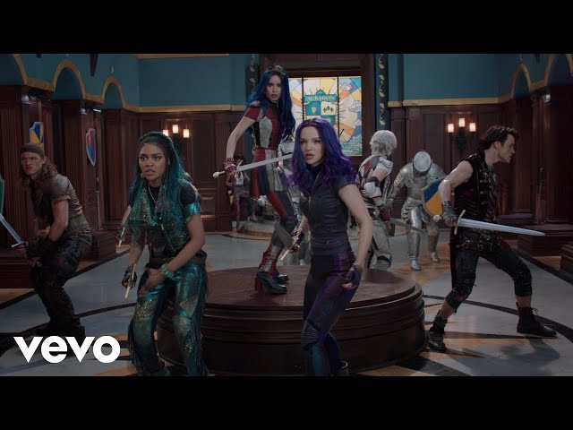 "Night Falls (From ""Descendants 3"") thumbnail"