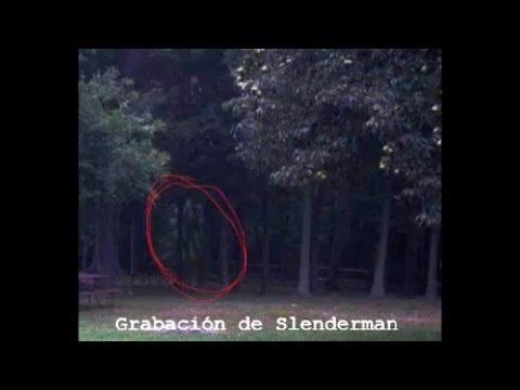 Grabación real de Slenderman (1989) | Hechos Reales