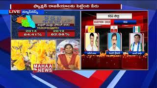 Who Will Win Kadapa Constituency ? | AP 2019 Elections | MAHAA NEWS