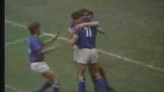 Italy Germany WC 1970 - amazing match