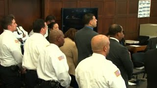 Aaron Hernandez found not guilty of double murder