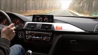 Download Lagu 2016 BMW F31 320d M Sport Fast Driving Onboard Video | 190 HP Automatic Gratis STAFABAND