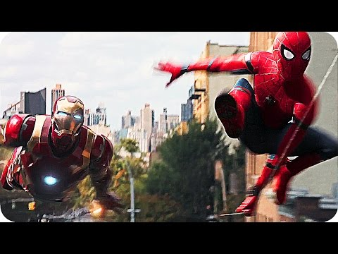 SPIDER-MAN HOMECOMING Trailer 2 International (2017)