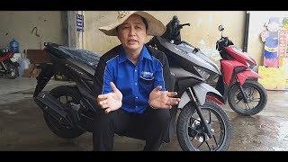 Honda Vario 125 2019 nhập khẩu từ Indonesia RA MÀU MỚI | GIÁ XE và THỦ TỤC TRẢ GÓP |