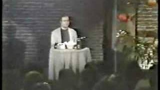 Andy Kaufman - Eating Ice Cream