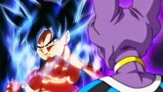 Ultra Instinct Goku Vs Beerus Rematch AFTER Dragon Ball Super