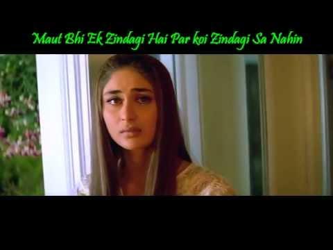 KM -- Yaad Yaad Bas Yaad Reh --  Ghulam Ali   BEWAFA 2004