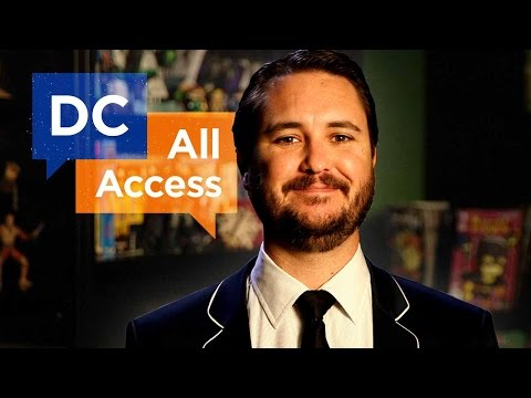 Wil Wheaton hosts DC All Access