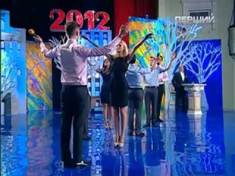 КВН 2012 Кубок президента Украины КПИ учительница украинской литературы заменяет урок физкультуры