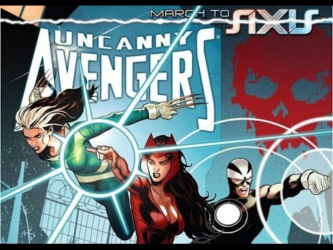 Nerdlocker Comic Book Review - Uncanny Avengers #25