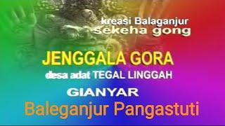 Full Versi Kreasi Baleganjur Sekeha Gong Jenggala gora. Desa Adat Tegal Linggah, Gianyar