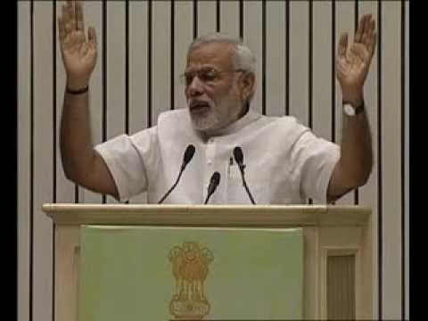 PM Narendra Modi speaks at two-day Conference of State Environment & Forest Ministers