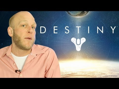 Bungie's DESTINY: First Impressions from Adam Sessler! Can Destiny be the future of shooters?