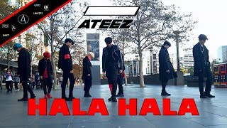 [KPOP IN PUBLIC] ATEEZ (에이티즈) HALA HALA Dance Cover by O4A from AUSTRALIA