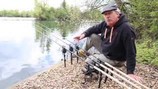 ***CARP FISHING TV*** Ian Chillcott's Top Tips for Spring