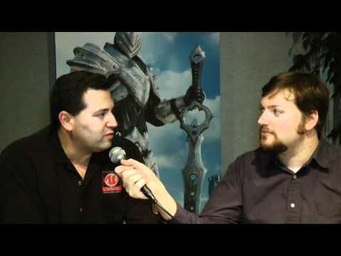 Epic Games VP Mark Rein Talks Infinity Blade: Dungeons