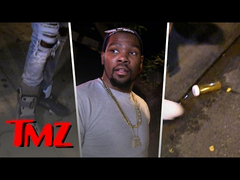 Kevin Durant- Oopsie!  There Goes The Weed!