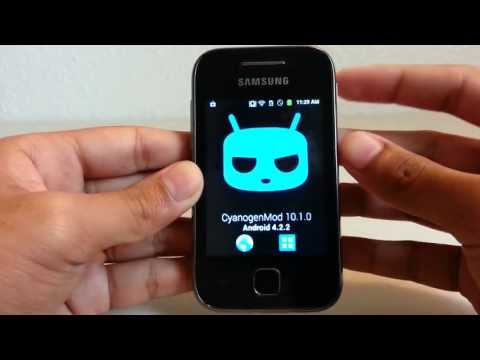 Hyperion 8 - Samsung Galaxy Y