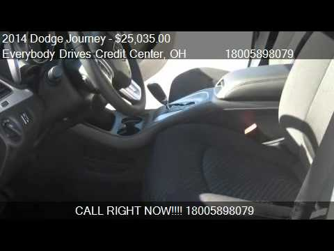 2014 Dodge Journey SE - for sale in Upper Sandusky, OH 43351