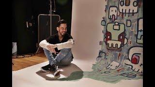 Kerrang! Art Day - Mike Shinoda