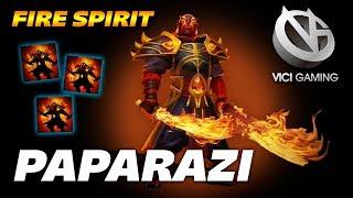 Paparazi Fire Spirit | Dota 2 Pro Gameplay