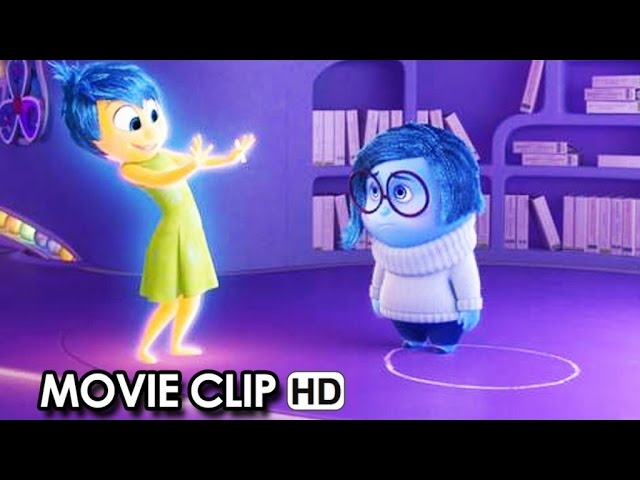 INSIDE OUT Movie CLIP 'First Day Plan' (2015) - Disney Pixar Movie HD