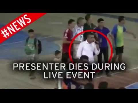A young presenter dies live during a show in El Jadida, Morocco 25