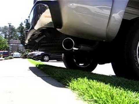 2005 Chevrolet Silverado 5.3L with Magnaflow exhaust