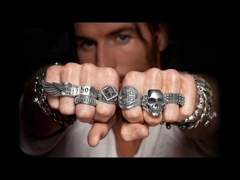 tribal hollywood presents king baby studio mens jewelry