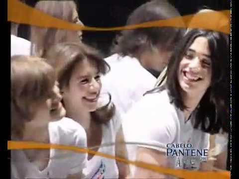 Sara-Sampaio.webstarts.com Present The Challenge Pantene Haer 2007