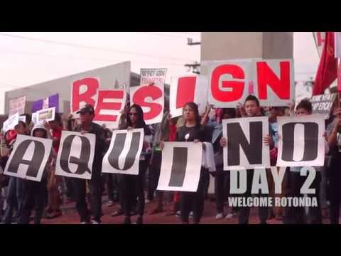 People of Southern Tagalog to Noynoy Aquino: RESIGN NOW!