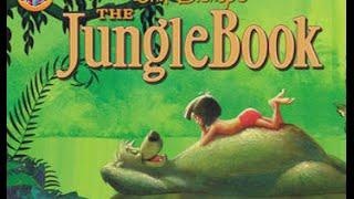 Disney's The Jungle Book full movie storybook - best app demos for kids