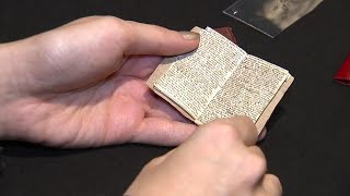 Why This Tiny Book Sold for Almost $1 Million Dollars