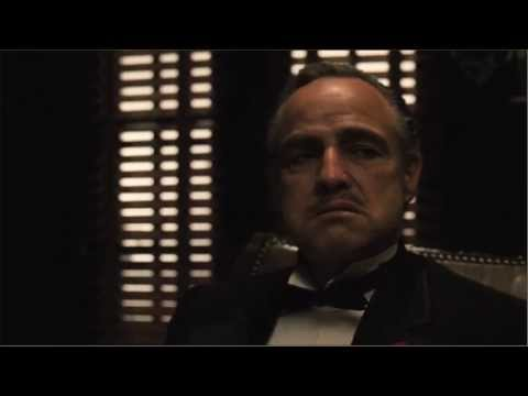 the godfather best scene