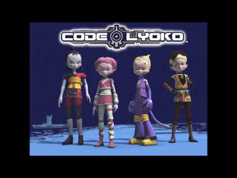 Code Lyoko Opening (Japanese)